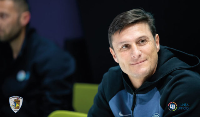 Javier Zanetti nel Print Innovation Place!