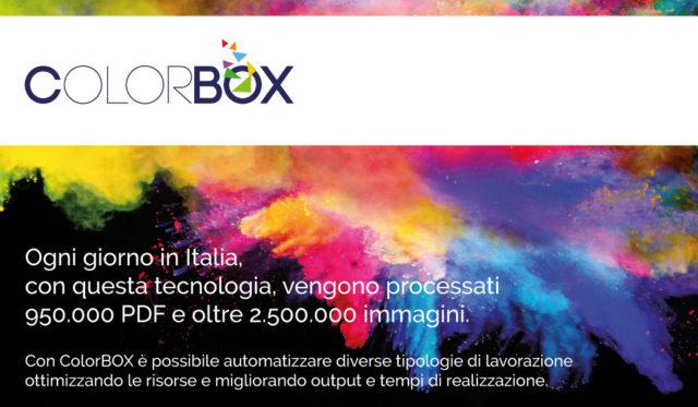 COLORBOX: la soluzione per il controllo del colore nelle immagini!