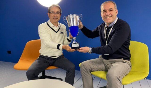 Linea Ufficio riceve il premio Best Of The Best FY2020 da Konica Minolta!